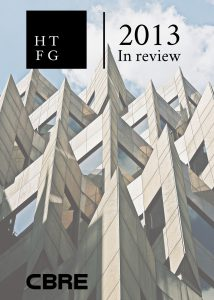 HTFG CBRE Year in Review