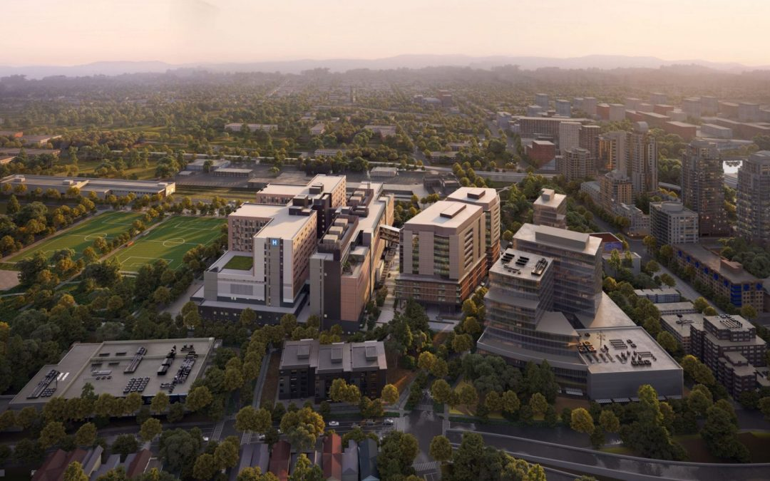 Health Innovation Campus Planned at Vancouver's New St. Paul's Hospital